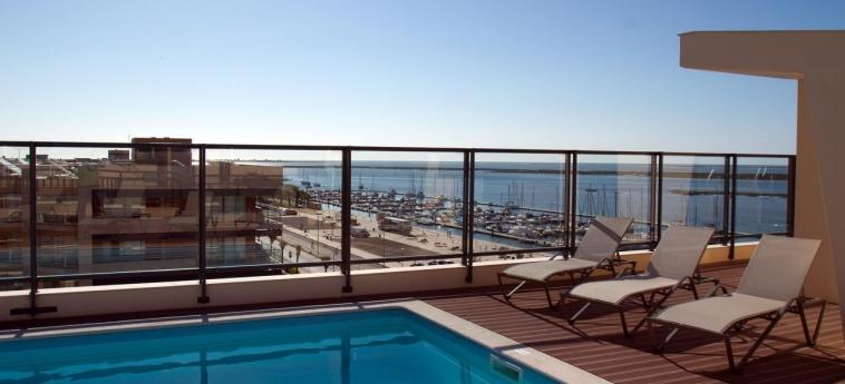 Hotel Real Marina Residence: Pool OLHAO - ALGARVE