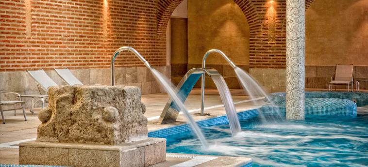 Hotel Castilla Termal Balneario De Olmedo: Centro de Bienestar OLMEDO