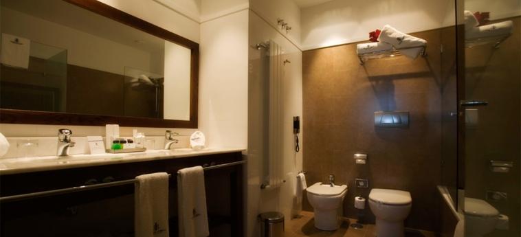 Hotel Castilla Termal Balneario De Olmedo: Cuarto de Baño OLMEDO