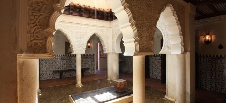 Hotel Castilla Termal Balneario De Olmedo: Dettagli Strutturali OLMEDO