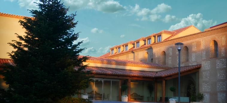 Hotel Castilla Termal Balneario De Olmedo: Exterior OLMEDO