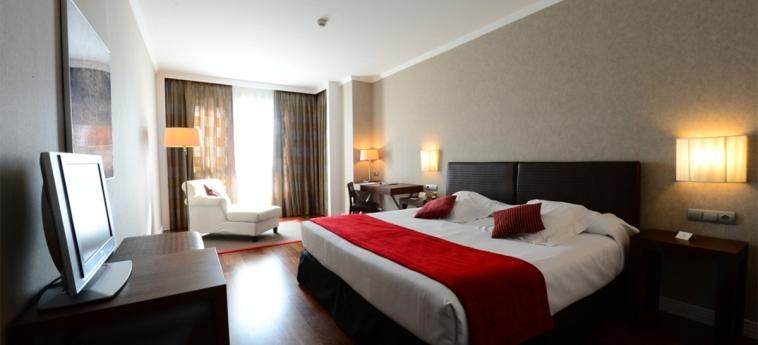Hotel Castilla Termal Balneario De Olmedo: Habitaciòn Doble OLMEDO