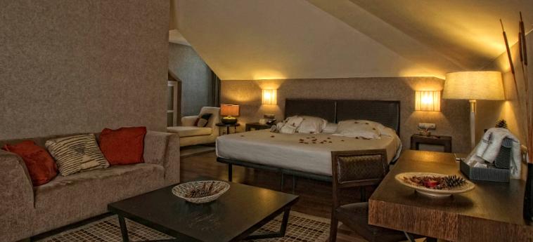 Hotel Castilla Termal Balneario De Olmedo: Habitación OLMEDO
