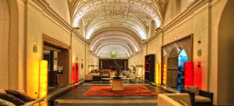 Hotel Castilla Termal Balneario De Olmedo: Hall OLMEDO
