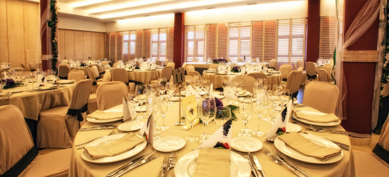 Hotel Castilla Termal Balneario De Olmedo: Restaurante OLMEDO
