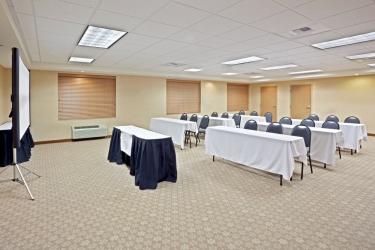 Holiday Inn Express Hotel & Suites Lacey: Instalaciones para reuniones OLYMPIA (WA)