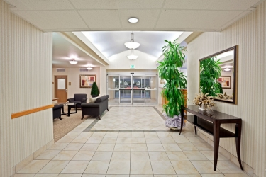 Holiday Inn Express Hotel & Suites Lacey: Lobby OLYMPIA (WA)