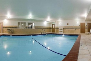 Holiday Inn Express Hotel & Suites Lacey: Piscina Cubierta OLYMPIA (WA)