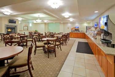 Holiday Inn Express Hotel & Suites Lacey: Restaurante OLYMPIA (WA)