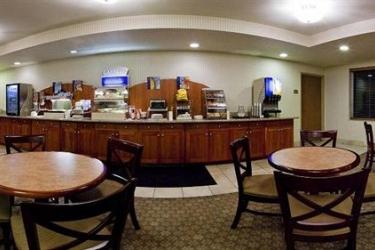 Holiday Inn Express Hotel & Suites Lacey: Zona de desayuno OLYMPIA (WA)