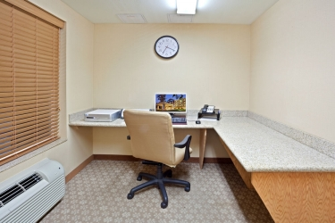 Holiday Inn Express Hotel & Suites Lacey: Business Centre OLYMPIA (WA)