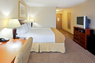 Holiday Inn Express Hotel & Suites Lacey: Chanbre OLYMPIA (WA)