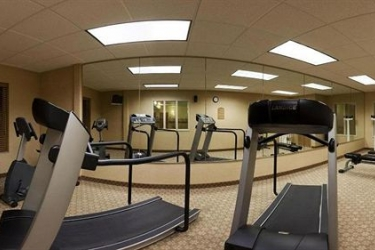 Holiday Inn Express Hotel & Suites Lacey: Salle de sport OLYMPIA (WA)