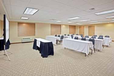 Holiday Inn Express Hotel & Suites Lacey: Salle meeting OLYMPIA (WA)