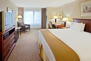 Holiday Inn Express Hotel & Suites Lacey: Camera degli ospiti OLYMPIA (WA)