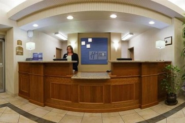 Holiday Inn Express Hotel & Suites Lacey: Reception OLYMPIA (WA)
