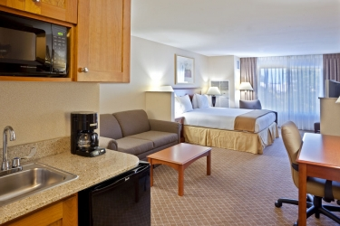 Holiday Inn Express Hotel & Suites Lacey: Geburtstagsfeierbereich OLYMPIA (WA)
