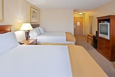 Holiday Inn Express Hotel & Suites Lacey: Guestroom OLYMPIA (WA)