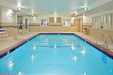 Holiday Inn Express Hotel & Suites Lacey: Pool OLYMPIA (WA)