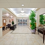 HOLIDAY INN EXPRESS HOTEL & SUITES LACEY 2 Stelle