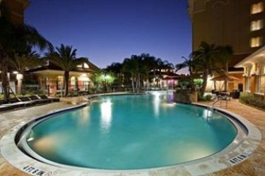 Hotel Hilton Garden Inn Lake Buena Vista/orlando: Lobby ORLANDO (FL)