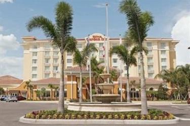 Hotel Hilton Garden Inn Lake Buena Vista/orlando: Overview ORLANDO (FL)