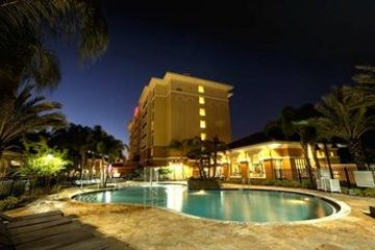 Hotel Hilton Garden Inn Lake Buena Vista/orlando: Recreation Ground ORLANDO (FL)