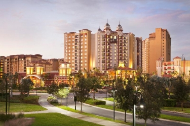 Hotel Wyndham Grand Orlando Resort Bonnet Creek: Exterior ORLANDO (FL)