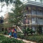 Hotel Disney's Port Orleans - French Quarter