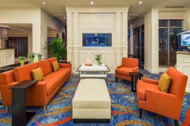 Hotel Hilton Garden Inn Orlando At Seaworld: Lobby ORLANDO (FL)