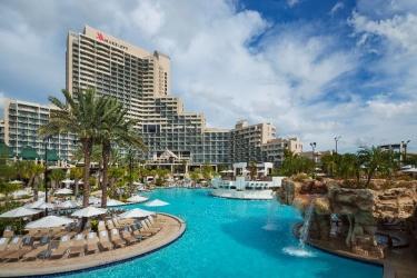 Hotel Orlando World Center Marriott Resort: Esterno ORLANDO (FL)