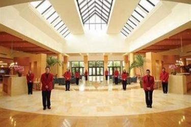 Hotel Orlando World Center Marriott Resort: Hall ORLANDO (FL)