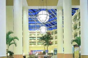 Hotel Orlando World Center Marriott Resort: Lobby ORLANDO (FL)