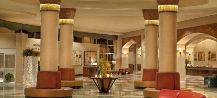 Hotel Rosen Centre: Reception ORLANDO (FL)