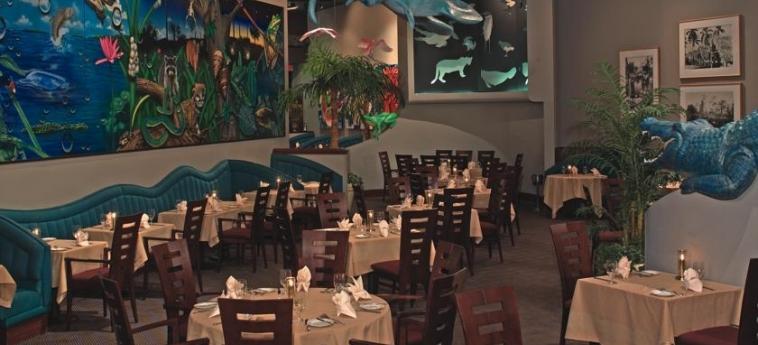 Hotel Rosen Centre: Ristorante ORLANDO (FL)