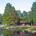 Hotel Disney's Fort Wilderness Cabin