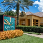 Hotel Quality Suites Orlando Lake Buena Vista