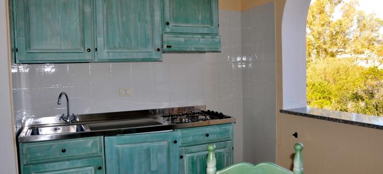 Hotel Residence Il Borgo: Apartment OROSEI - NUORO