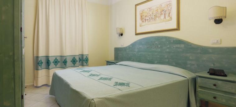 Hotel Residence Il Borgo: Chambre OROSEI - NUORO
