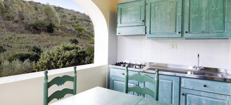 Hotel Residence Il Borgo: Cuisine OROSEI - NUORO