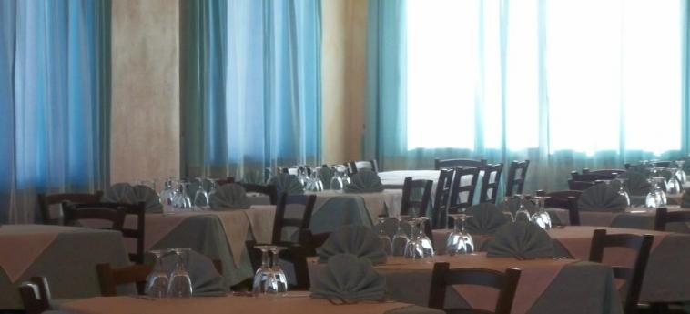Hotel Baia Marina: Dining Area OROSEI - NUORO