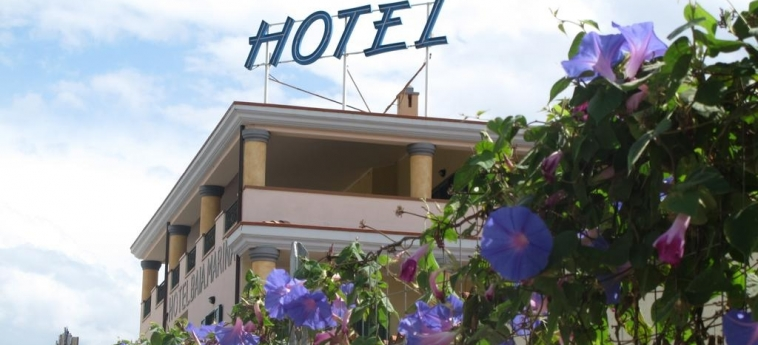 Hotel Baia Marina: Extérieur OROSEI - NUORO
