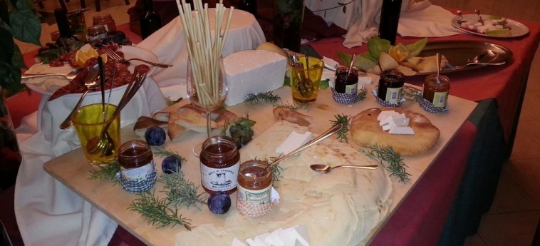 Hotel Baia Marina: Food and Drink OROSEI - NUORO