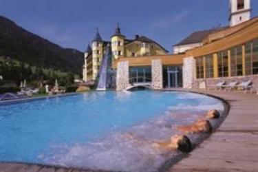 Hotel Adler Dolomiti Spa & Sport Resort: Freitreppe ORTISEI - BOZEN