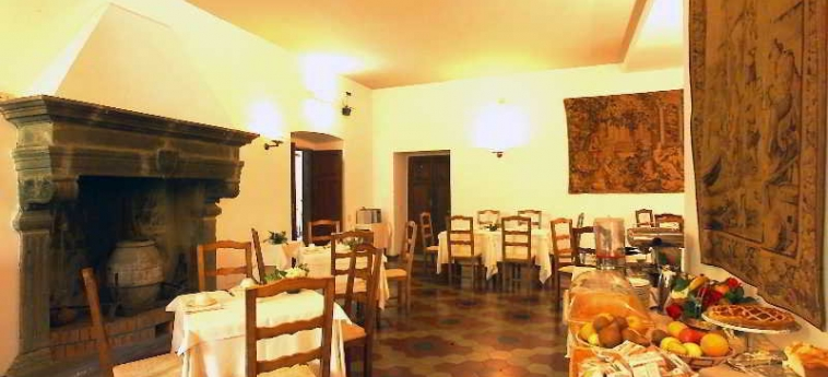 Hotel Villa Ciconia: Restaurante ORVIETO - TERNI