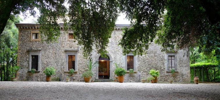 Hotel Villa Ciconia: Lobby ORVIETO - TERNI