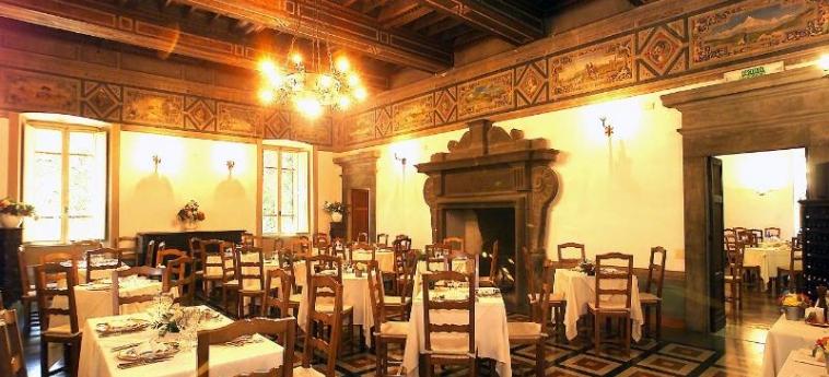 Hotel Villa Ciconia: Restaurant ORVIETO - TERNI
