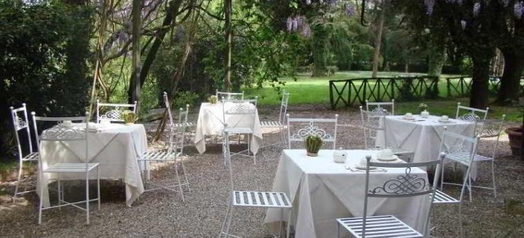 Hotel Villa Ciconia: Außen ORVIETO - TERNI