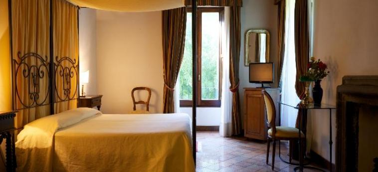 Hotel Villa Ciconia: Schlafzimmer ORVIETO - TERNI