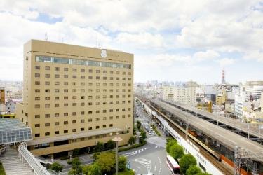 Moriguchi Royal Pines Hotel: Exterieur OSAKA - OSAKA PREFECTURE